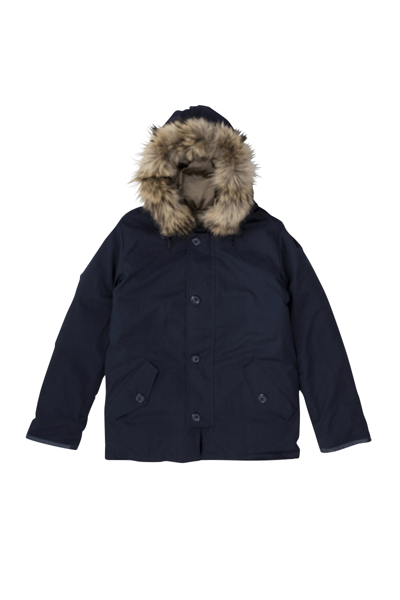 WEATHERCLOTH DOWN JACKET