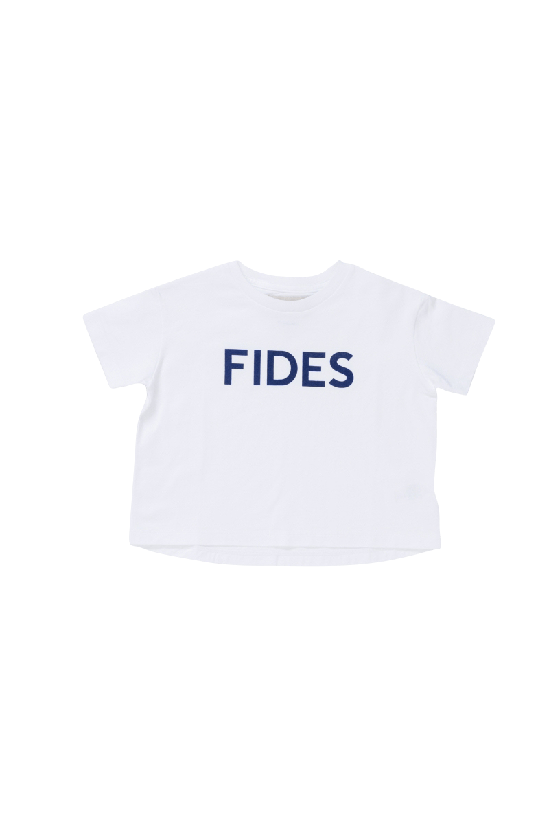 """<img class='new_mark_img1' src='https://img.shop-pro.jp/img/new/icons56.gif' style='border:none;display:inline;margin:0px;padding:0px;width:auto;' /> """"FIDES"""" S/S KIDS"""