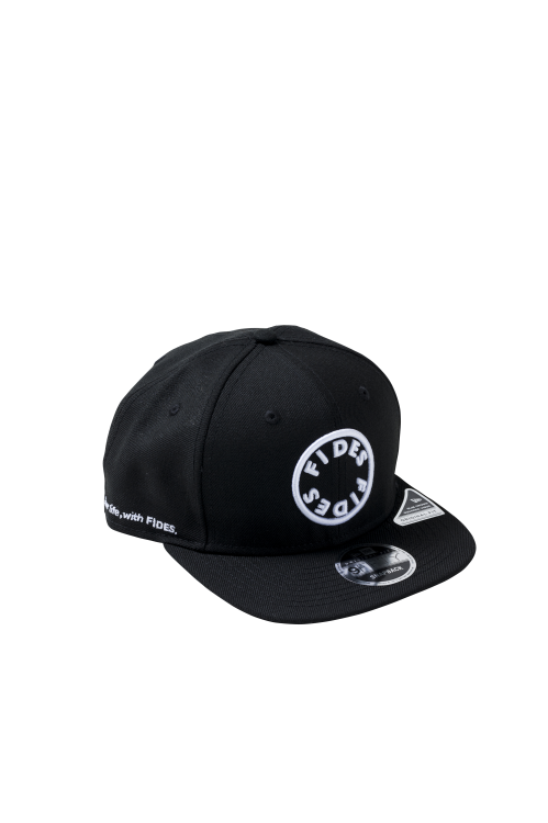 FIDES × NEW ERA CAP 9FIFTY  ORIGINAL FIT CIRCLE  LOGO