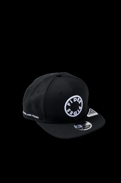FIDES × NEW ERA CAP 9FIFTY  ORIGINAL FIT CIRCLE  LOGO