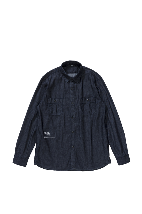 <img class='new_mark_img1' src='https://img.shop-pro.jp/img/new/icons56.gif' style='border:none;display:inline;margin:0px;padding:0px;width:auto;' />DENIM SHIRTS