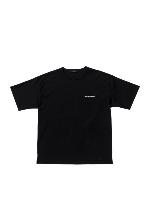 FRONT LOGO BIG SILHOUETTE S/S