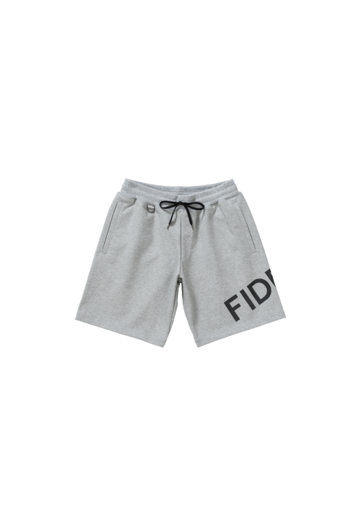 BIG LOGO SWEAT SHORTS