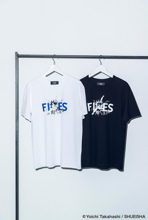 FIDES × キャプテン翼 FRONT LOGO S/S