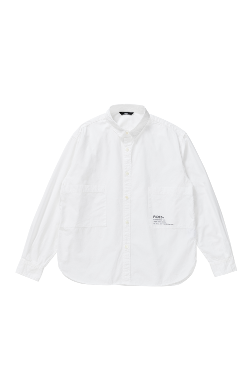 <img class='new_mark_img1' src='https://img.shop-pro.jp/img/new/icons56.gif' style='border:none;display:inline;margin:0px;padding:0px;width:auto;' />BIG POCKET PRINT SHIRT