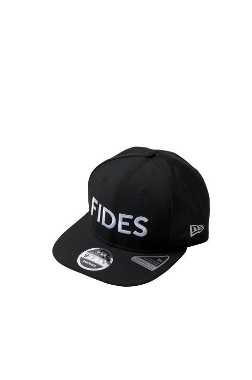 <img class='new_mark_img1' src='https://img.shop-pro.jp/img/new/icons56.gif' style='border:none;display:inline;margin:0px;padding:0px;width:auto;' />FIDES × NEW ERA CAP 9FIFTY ORIGINAL FIT FRONT LOGO