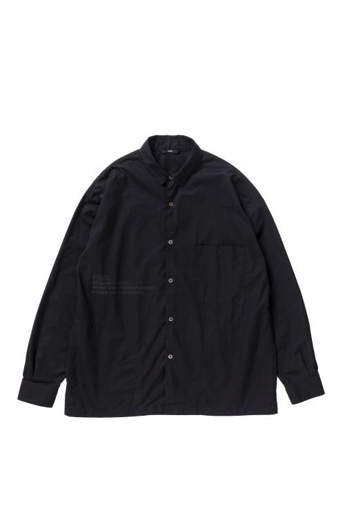 <img class='new_mark_img1' src='https://img.shop-pro.jp/img/new/icons56.gif' style='border:none;display:inline;margin:0px;padding:0px;width:auto;' />SIDE POCKET SHIRT
