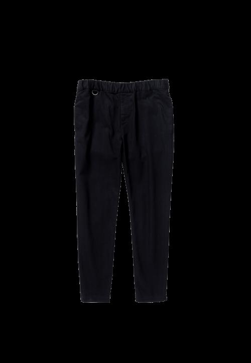 EASY BLACK DENIM PANTS