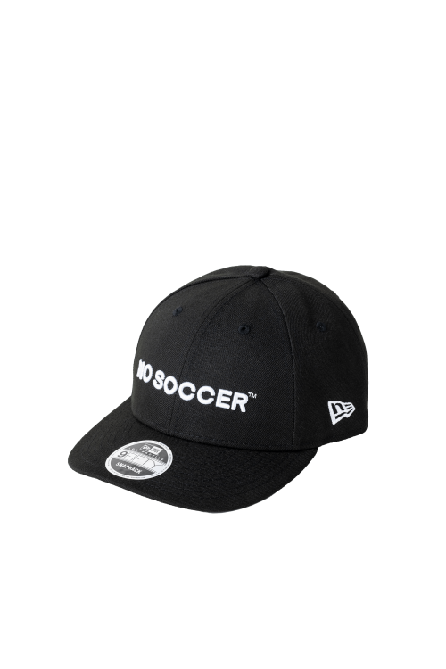 <img class='new_mark_img1' src='https://img.shop-pro.jp/img/new/icons56.gif' style='border:none;display:inline;margin:0px;padding:0px;width:auto;' />NO SOCCER × NEW ERA CAP LOW PROFILE 9FIFTY
