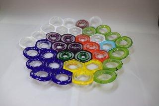 飾り皿(輪)