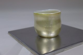工芸ガラス <span>( Craft Glass )</span> 吹きガラス ぐい呑