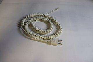 照明器具 カールコード:ホワイト70W