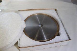 ガラス制作道具及び部材 ガラス用ダイヤモンド ホイールカッター      (200mmx20tx1.0mm)
