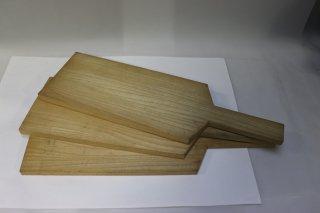 ガラス制作道具及び部材 ウッドパドル     (ガラス用羽子板 )