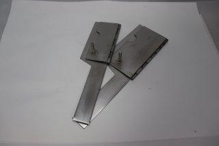 ガラス制作道具及び部材 台開き(小)