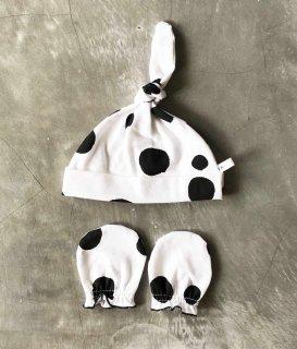 BabyCap &Mitten/ DOTS