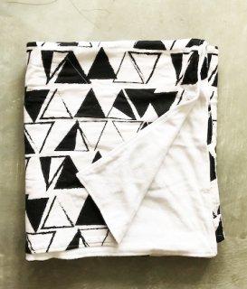 GAUZE X TOWEL BLANKET / TRIANGLE