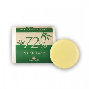 Olive Soap 72% 〜無香料〜