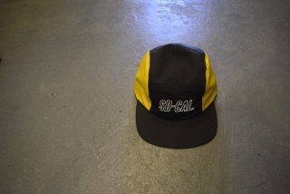 standard california / SD Sports Camp Cap(GRAY/YELLOW)