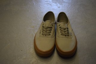 VANS / AUTHENTIC (LAURELOAK/GUM)