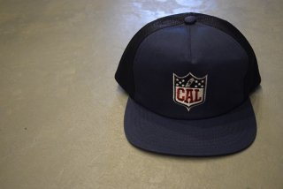 standard california / SD CAL Shield Logo Mesh Cap(NAVY)