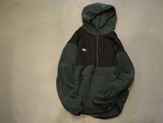 MAGIC NUMBER / FLEECE H/Z HOODIE(GREEN)