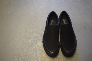 Asahi / DECK M030(SLIP-ON)BLACK