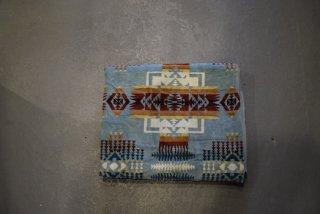 PENDLETON / ジャガードバスタオルオーバーサイズ(チーフジョセフアクア)