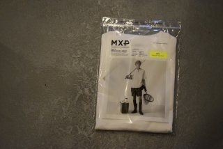 MXP / BIG TEE WITH POCKET(WHT)