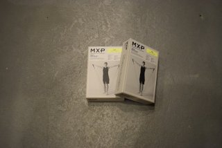 MXP / TANK TOP(black)