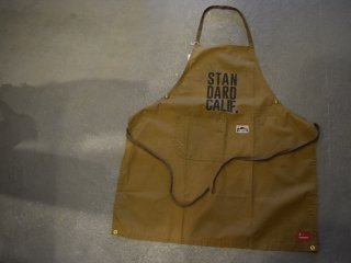 standard california / SD Fire Proof Apron(Brown)