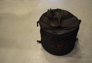 oregonian camper / テントイン ポップアップ トラッシュボックス (ブラックカモ)