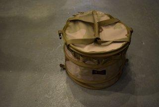 oregonian camper / テントイン ポップアップ トラッシュボックス (デザートカモ)