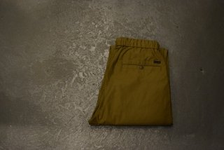 STUDIO ORIBE / WIDE CLIMING PANTS(BEIGE)