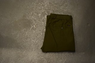 STUDIO ORIBE / WIDE CLIMING PANTS(KHAKI)