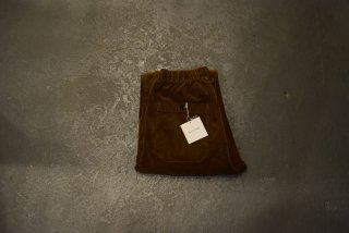 DELICIOUS / Corduroy Easy Pants(CAM2)