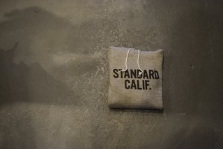 standard california / SD Logo Hood Sweat(GRAY)