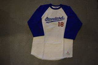 standard california / SD 18th Anniversary 3/4 Sleeve Baseball T