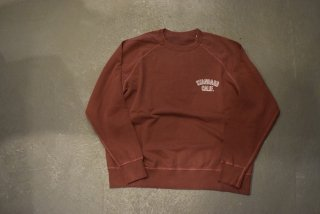 standard california / SD Pima Cotton Logo Sweat Shirt(RED)