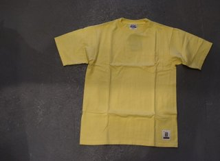 standard california / SD Heavyweight Pocket  T QUERELGA LTD(yellow)