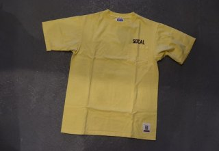 standard california / SD Heavyweight Pocket LOGO T QUERELGA LTD(yellow)