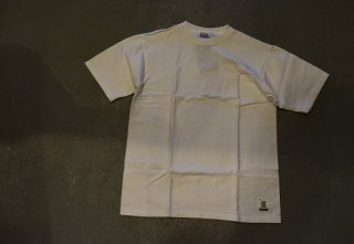 standard california / SD Heavyweight Pocket T(white)