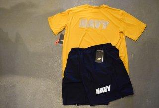 New Balance / U.S.NAVY Training set up(Dead stock)