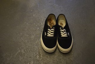 VANS / Authentic(ECO THEORY)black/natural