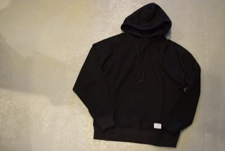 MAGIC NUMBER /  SEE YOU IN THE WATER HOOD SWEAT(BLACK×BLACK)