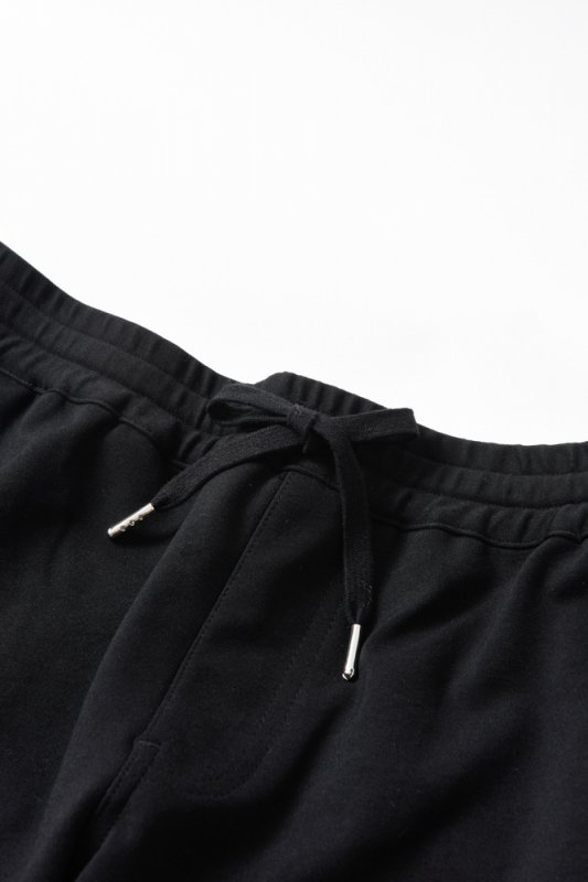 "【 50%OFF 】""THE BLACK SHEEP"" Track Pants Black x Ivory"