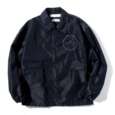 【 70%OFF 】OVER(ALL) × NOVE COACH JACKET