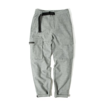 【 40%OFF 】TTCL WOOL CARGO GRAY