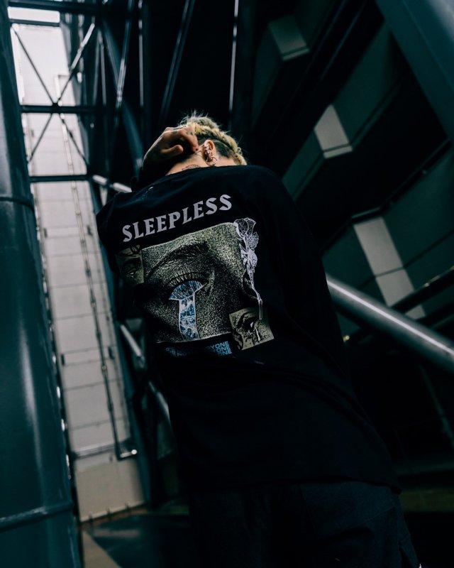 【 20%OFF 】SLEEPLESS L/S TEE