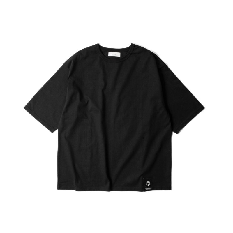 """NU:STANDARD"" Big T-Shirt BLACK"